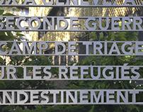 Plaque commémorative - École des Cropettes