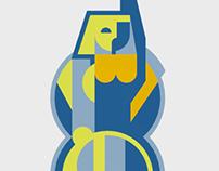 800 years of Opole City - logo animation