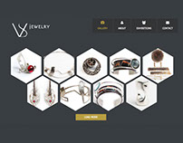 VS Jewelry (Web Design)