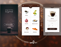 Daily UI Challenge 043 - Food/Drink Menu