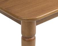 MARIANA Extendable Table