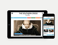 Southern Cross-News Site
