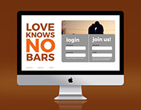 Love Knows No Bars UX Design Challenge