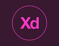 GRID AdobeXD Responsive Artboards
