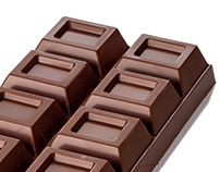 Gioari chocolate raw material brand identity