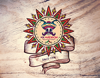 Traditional Mexican Restaurant Logo