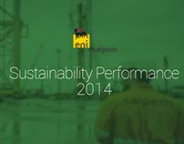 Saipem: Sustainability Performance 2014