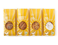 A Bread Affair: Bread Bag Packaging