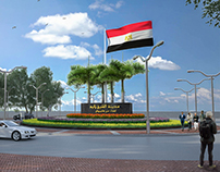 Hyper One Square Sheikh Zayed City Re-Design