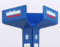 Infinitum - Charge Station Booths