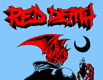 "Red Death ""Formidable Darkness"""