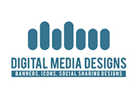 Digital Media Designs (Banners, Icons, Social Media)