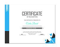 Certificate Design | Printable