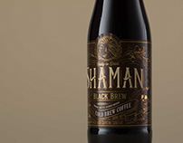 Shaman Black Brew