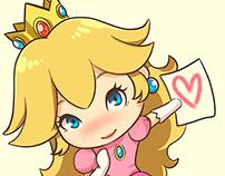 Peach Princess