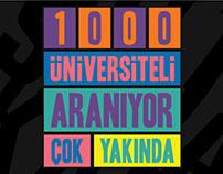 İKSV- bin üniversiteli aranıyor