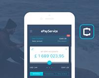 ePayService iOS app