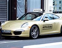 Films viraux Porsche