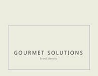 Gourmet Solutions Corporate Identity