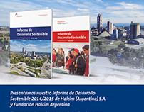 E-Card presentación IDS Holcim Argentina + Fundación