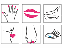 Icon Design for beautyclassteam.ch