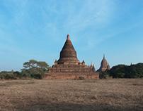 Bagan - Mandalay