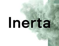 Inerta typeface