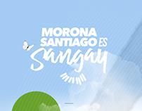 Morona Santiago es Sangay