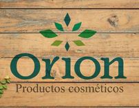 Norma Grafica Orion productos cosméticos