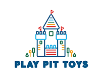 Play Pit Toy Store Branding