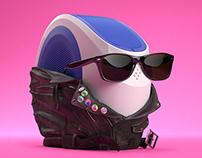 Inhaler CGI Characters