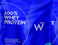 Supplements Packaging Design Concept