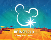 Disney Jr.: Be Inspired
