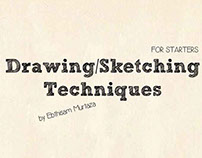 Drawing/Sketching Techniques - Workshop