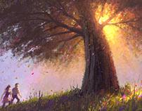 Inspiration Tree