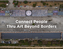 Connect People Thru Art Beyond Borders