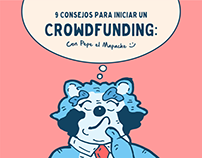 9 Consejos Sobre Crowdfunding