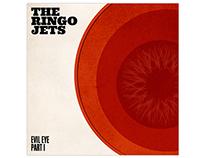 The Ringo Jets - Evil Eye (Album artworks)