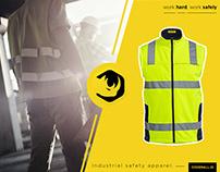 Konveksi Rompi Safety Proyek