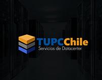 Imagen y rediseño de marca Tupchile, Web Hosting Chile,