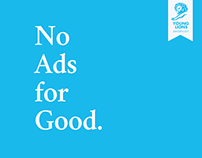 No Ads for Good - Young Lions Shortlist 2019