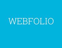 Webfolio no.1