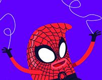 SpiderNelson, un nuovo supereroe è ora in città!