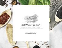 Asian Catalog