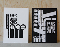 Paris London Tandem 2015