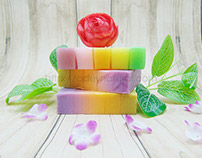 Fruitamin Soap by AdevNatural.com