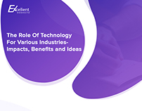 The Role of Technology for Various Industries