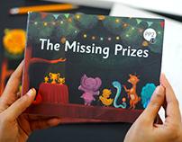 The Missing Prizes - Children's book illustration