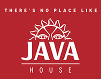 JAVA HOUSE Rebranding