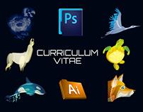CURRICULUM VITAE BY SCOOBY DOO PREMIUM 2016